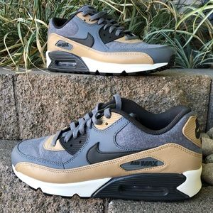 Nike Air Max 90 Premium Wool Men's Shoes